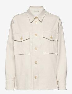 Sealiner Shirt - long-sleeved shirts - jet stream white