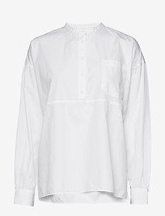 Aagot - koszule z długimi rękawami - bright white