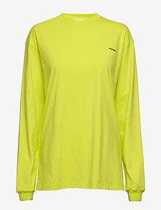Kelly - basic t-shirts - safety yellow