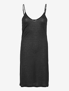 Fade into you - short dresses - anthracite black