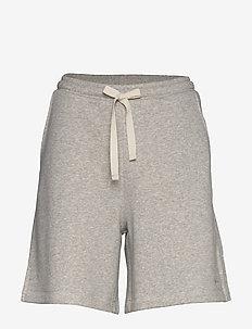 Daniela - casual shorts - light gray