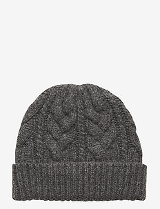 Baltic - mutsen - charcoal gray
