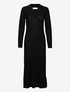 Tearz Dress - kotelomekot - anthracite black