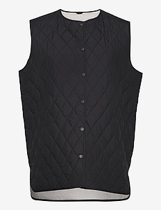 Sealiner Vest - puffer vests - anthracite black