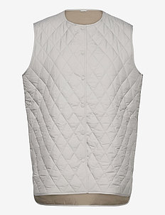 Sealiner Vest - puffer vests - sandshell mix