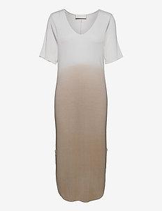 Sisters - robes d'été - feather gray ombre