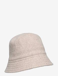 Mamsen - chapeau de seau - oatmealmelange