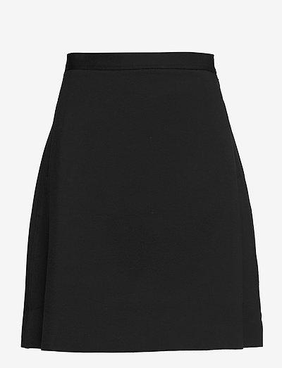 Anne Karin Short - korta kjolar - jet black