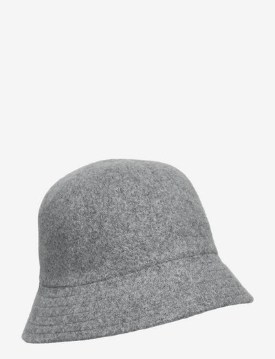 Mamsen - bucket hats - charcoal