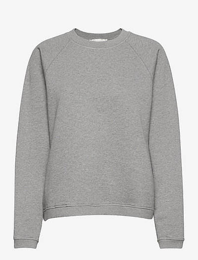 Seijaku Sweatshirt - sweatshirts & hoodies - gray melange
