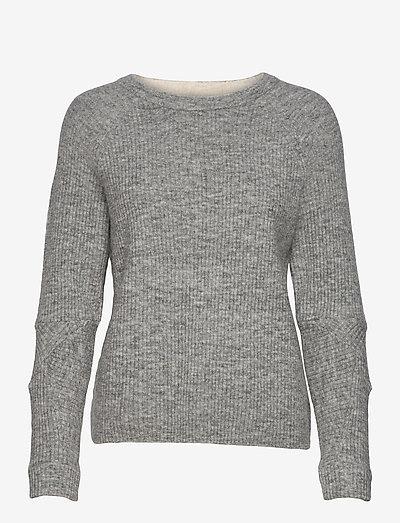 Bravo - tröjor - light gray