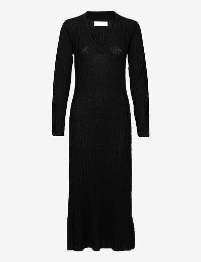 Tearz Dress - sommarklänningar - anthracite black
