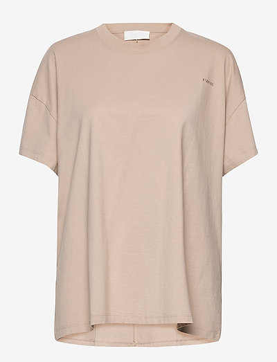 Thale - t-shirts - simply taupe