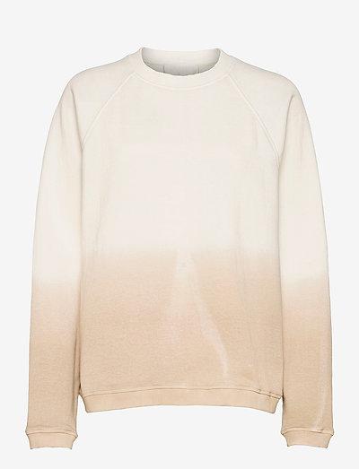 Seijaku Sweatshirt - sweatshirts - feather gray ombre