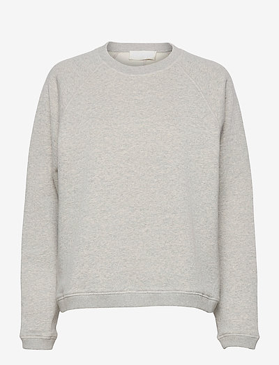 Seijaku Sweatshirt - sweatshirts - light gray