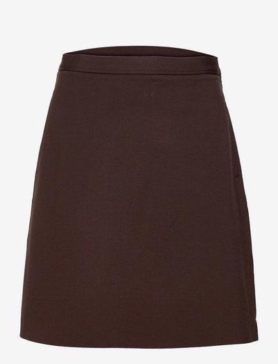 Anne Karin Short - korta kjolar - coffebean