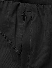Famme - Black Active Pants - sportbroeken - black - 2