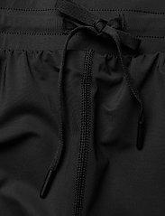 Famme - Black Active Pants - sportbroeken - black - 3