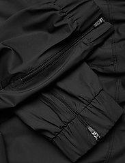 Famme - Black Active Pants - sportbroeken - black - 4