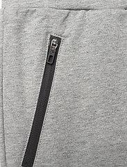 Famme - Black Fit Jogger - træningsbukser - melange grey - 5