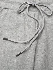 Famme - Black Fit Jogger - træningsbukser - melange grey - 6