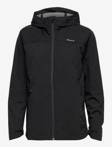 Celine Rain Jacket - training jackets - black