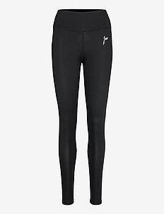 Ella Leggings - running & training tights - black