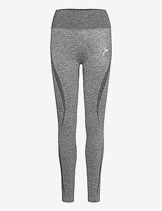 Elevate Vortex Leggings - sportleggings - melange grey