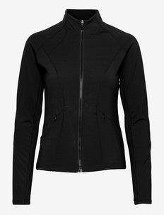 Fleek Stretch Jacket - training jackets - black