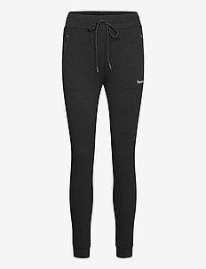 Black Fit Jogger - träningshosen - black
