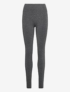 Fit Leggings - running & training tights - black