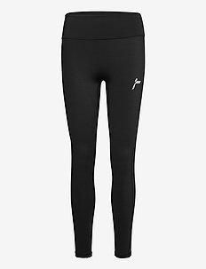 Gym Tights - running & training tights - black