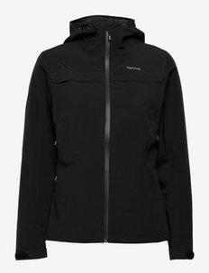 Pace Rain Jacket - träningsjackor - black
