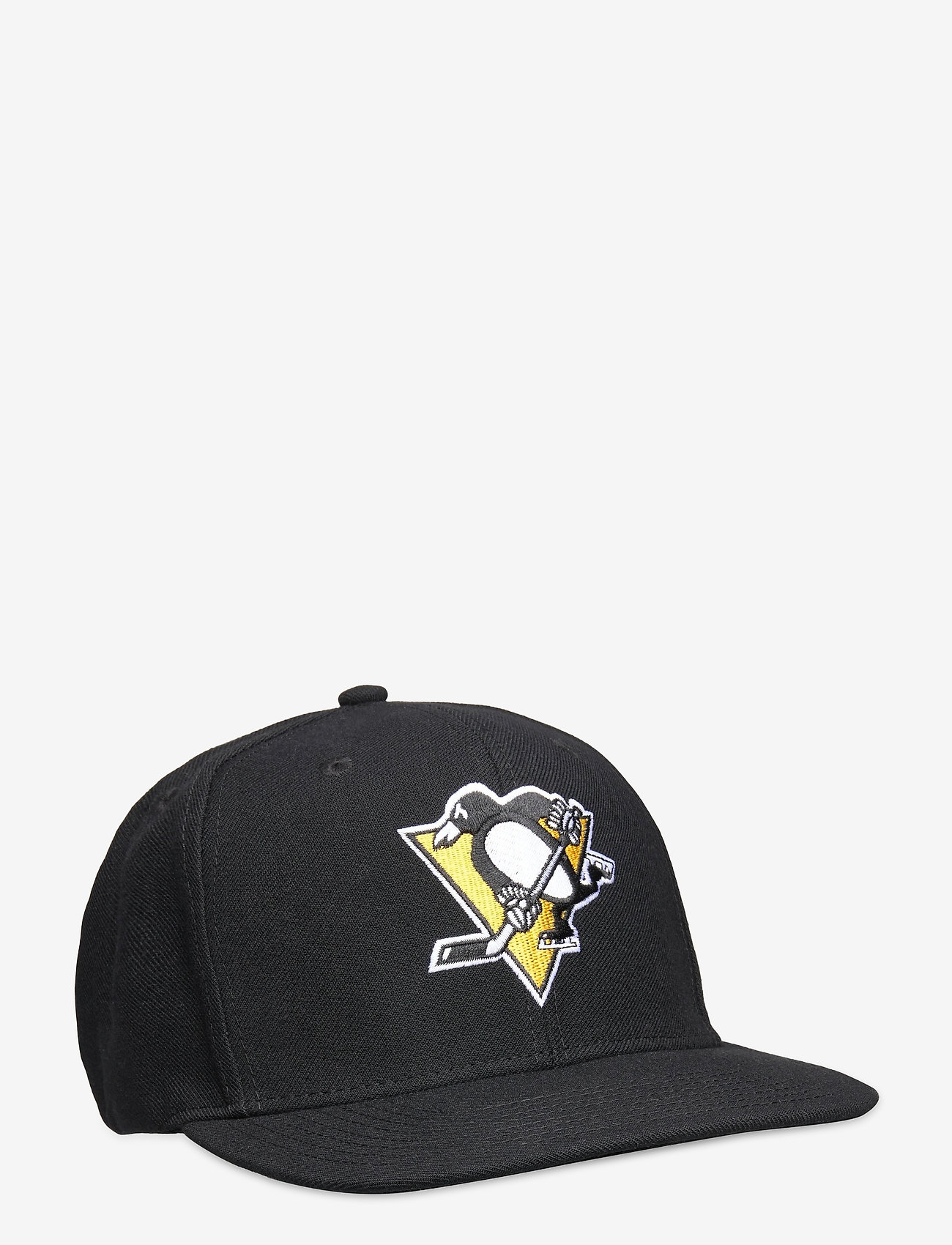 Fanatics - Pittsburgh Penguins Core Snapback Cap - petten - black - 0