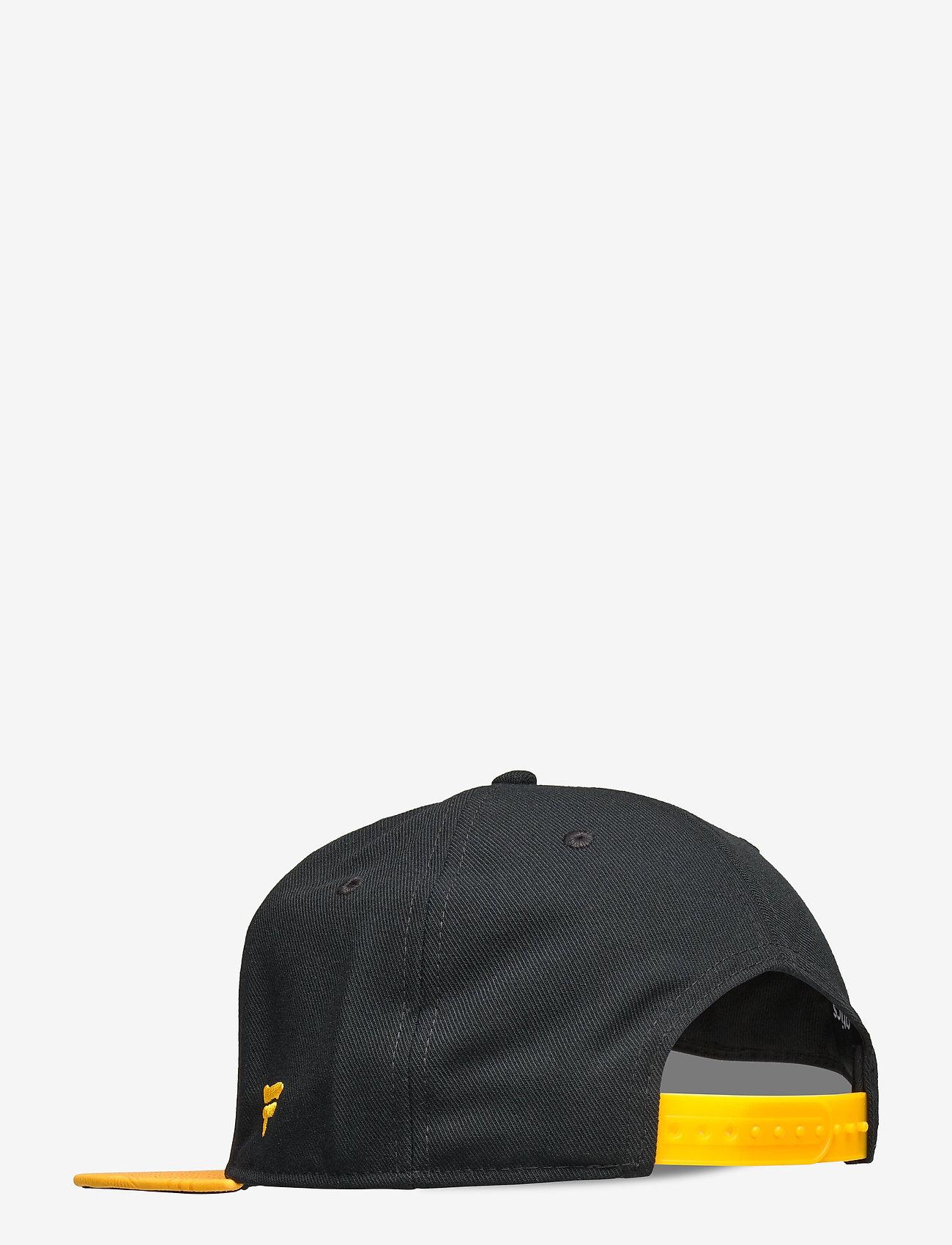 Fanatics - Pittsburgh Penguins Iconic Defender Snapback Cap - petten - black/yellow gold - 1