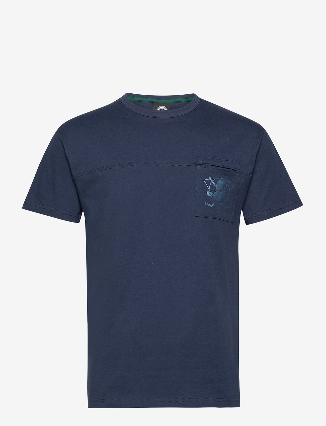 Fanatics - Anaheim Ducks Diffusion SS21 T-Shirt - t-shirts - black iris - 0