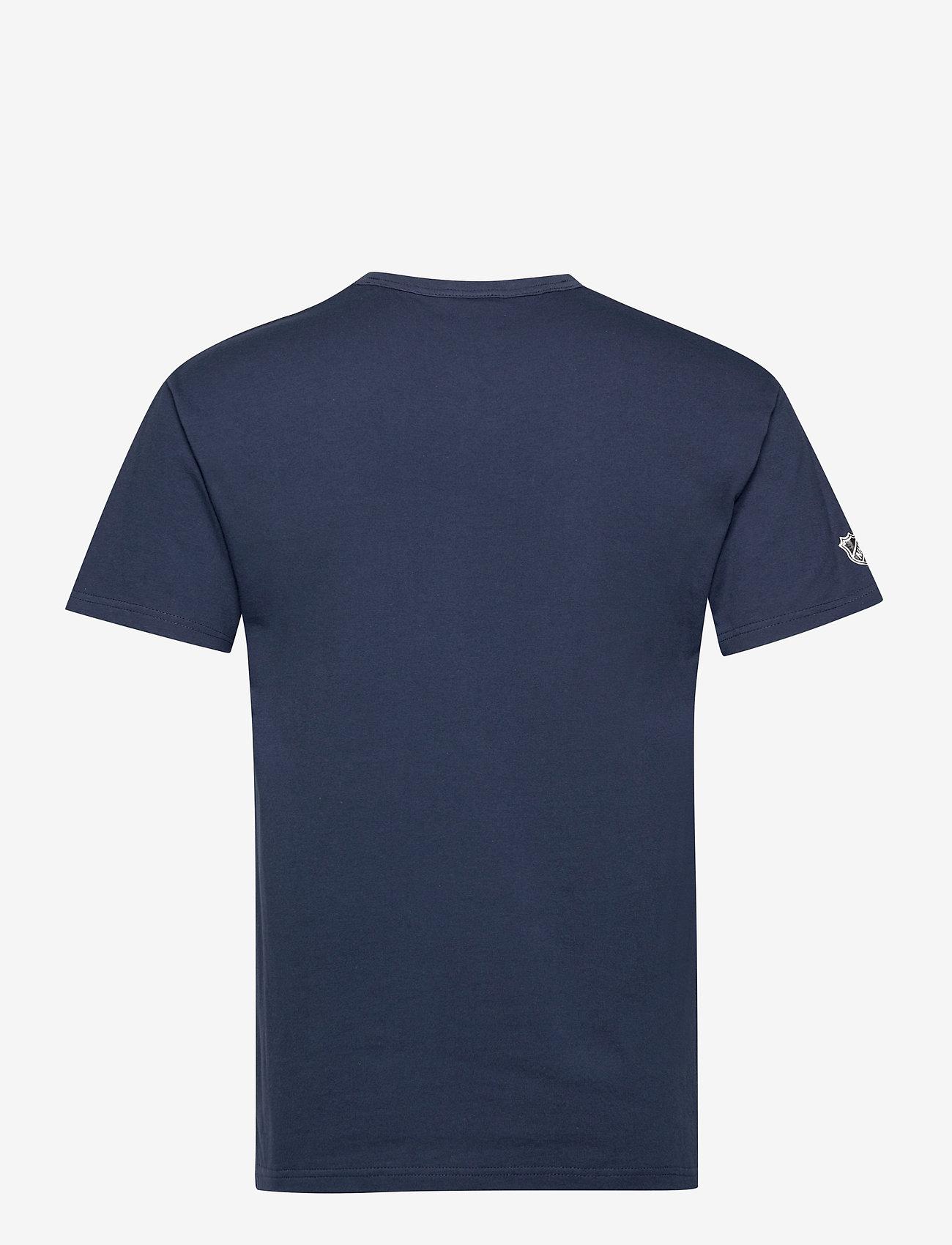 Fanatics - Anaheim Ducks Diffusion SS21 T-Shirt - t-shirts - black iris - 1