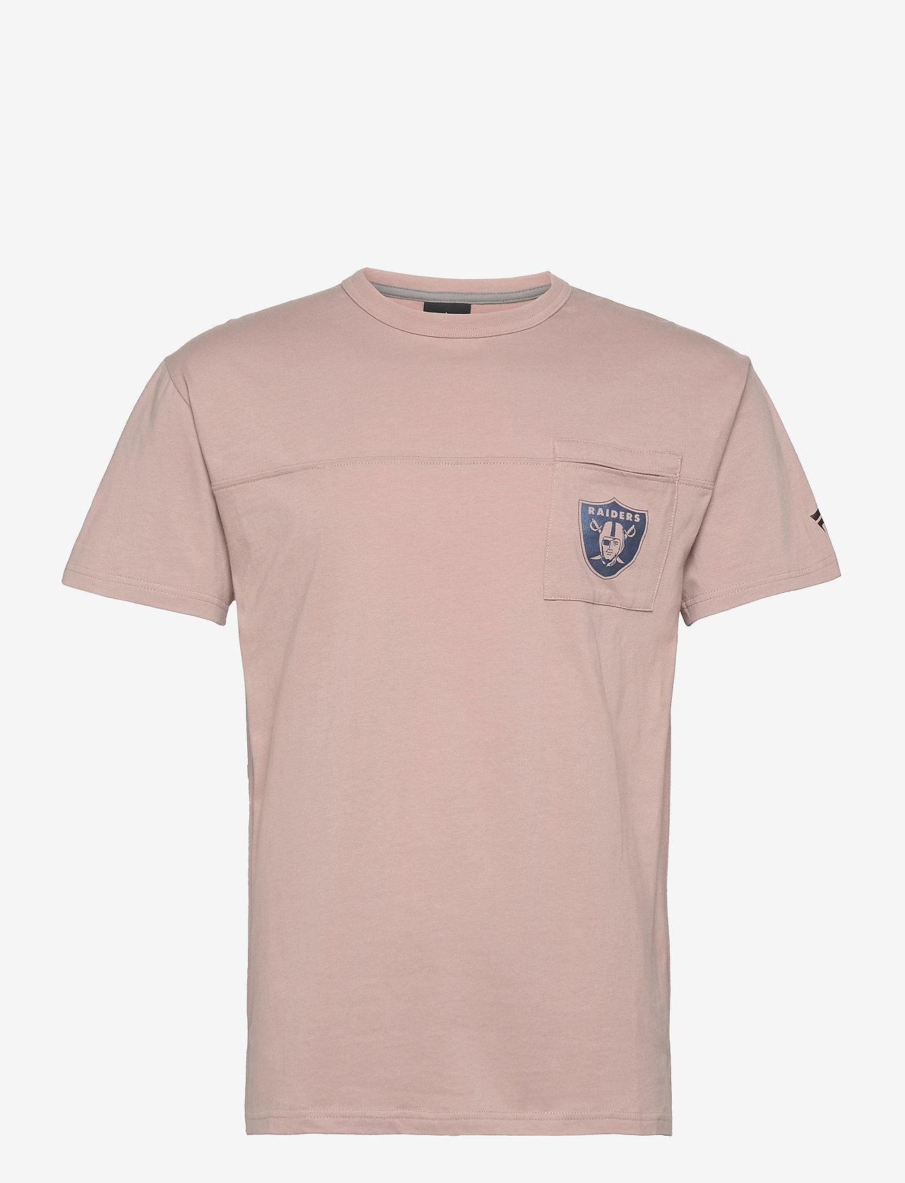 Fanatics - Las Vegas Raiders Diffusion SS21 T-Shirt - t-shirts - bark - 0