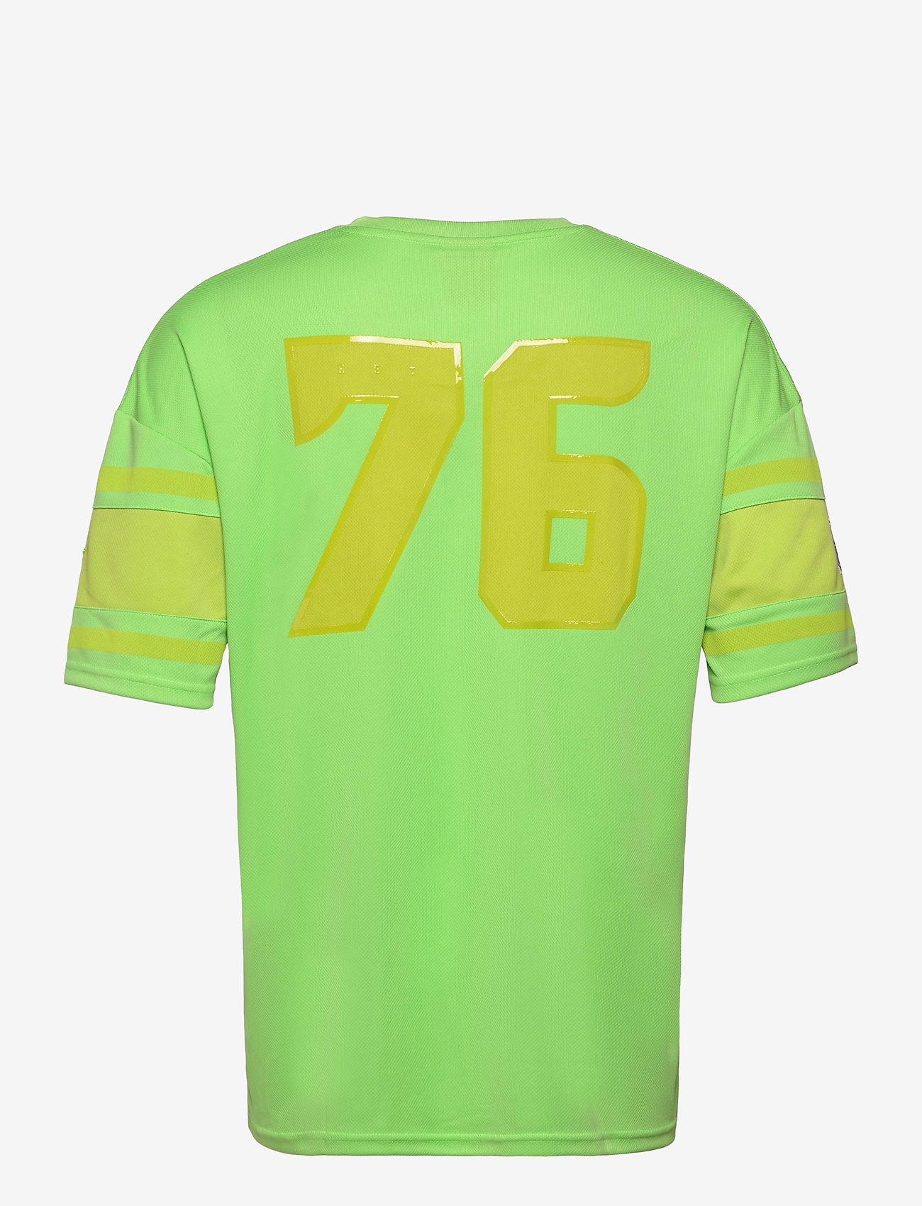 Fanatics - Seattle Seahawks Franchise Poly Mesh Supporters Jersey - t-shirts - lime - 1