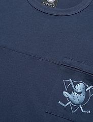 Fanatics - Anaheim Ducks Diffusion SS21 T-Shirt - t-shirts - black iris - 2