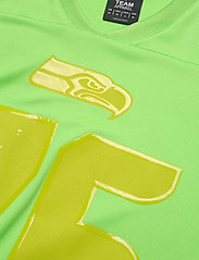Fanatics - Seattle Seahawks Franchise Poly Mesh Supporters Jersey - t-shirts - lime - 2