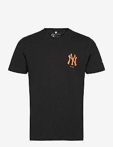 New York Yankees Hotel California Graphic T-Shirt - sports tops - black