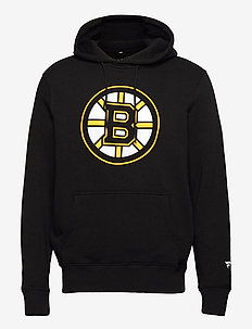Boston Bruins Mid Essentials  Primary Colour Logo Graphic - hettegensere - black