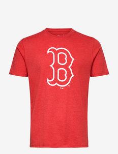 Boston Red Sox Mono Premium Marl Graphic T-Shirt - t-shirts - red marl
