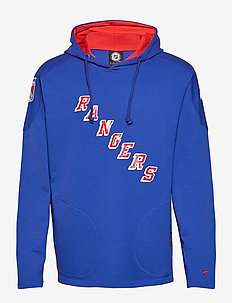 New York Rangers Franchise Overhead Hoodie - hupparit - royal