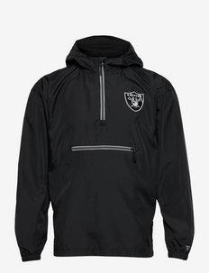 Las Vegas Raiders Lightweight Jacket - anoraker - black