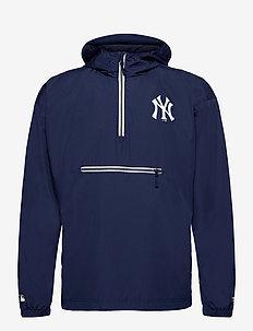 New York Yankees Enhanced Sport SS21 Lightweight Jacket - anorakker - medieval blue