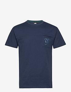 Anaheim Ducks Diffusion SS21 T-Shirt - sports tops - black iris