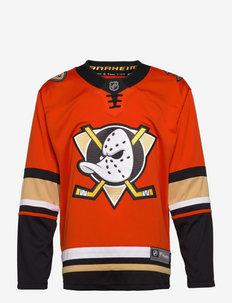 Anaheim Ducks Fanatics Branded Alternate Breakaway Jersey - longsleeved tops - orange