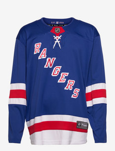 New York Rangers Fanatics Branded Home Breakaway Jersey - hauts à manches longues - blue